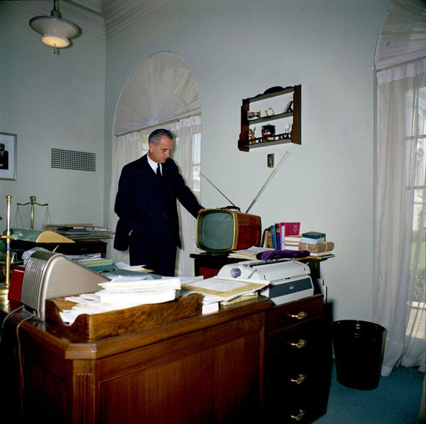 President's Outer Office