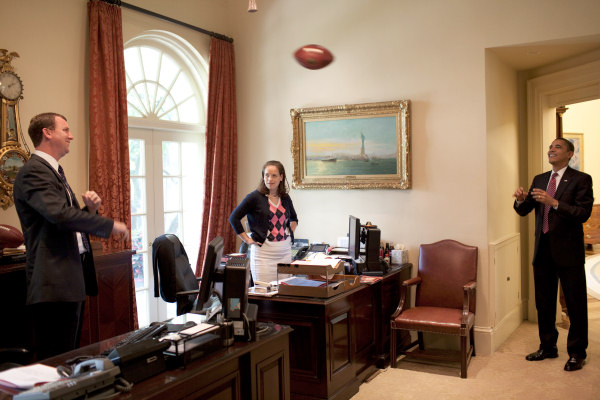 President S Outer Office White House Museum